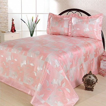 Покрывало Nazsu Akasya, розовый, 240*260 см (mt-100725), фото 1