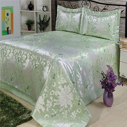 Покрывало Nazsu Cinar, зеленый, 240*260 см (mt-100730), фото 1