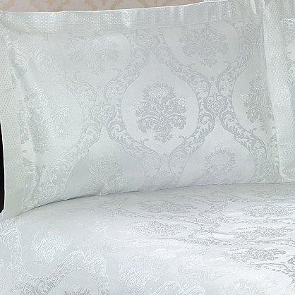 Покрывало Nazsu Damask, белый, 240*260 см (mt-100742), фото 2
