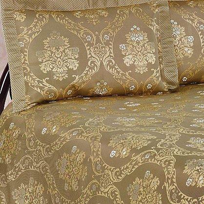 Покрывало Nazsu Damask, коричневый, 240*260 см (mt-100746), фото 2