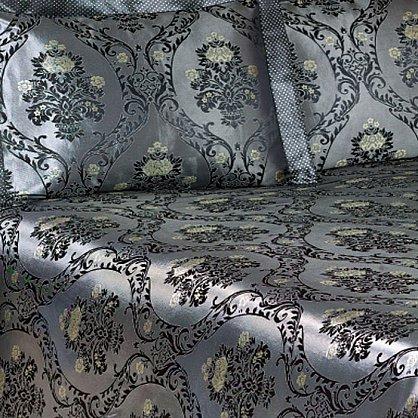 Покрывало Nazsu Damask, серый, 240*260 см (mt-100752), фото 2