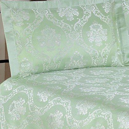 Покрывало Nazsu Damask, зеленый, 240*260 см (mt-100744), фото 2