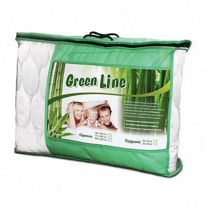 Одеяло GREEN LINE Бамбук классическое, 140*205 см (nt-100510), фото 4