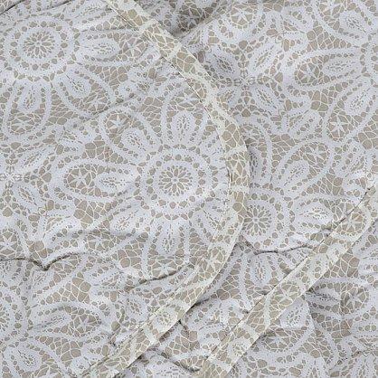 Одеяло GREEN LINE Лен легкое, 172*205 см (nt-100519), фото 2