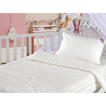 Одеяло детское Облачко ЗПух, 110*140 см (nt-100537), фото 1