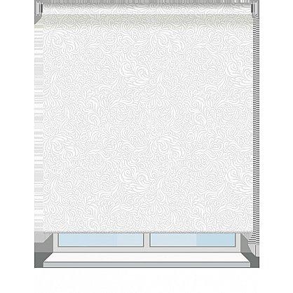 "Рулонная штора ролло ""Chamomile"", дизайн 0014, 140 см (nt-101984), фото 1"