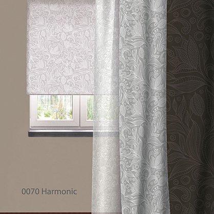 """Рулонная штора ролло """"Harmonic"""", дизайн 0070, 60 см (nt-101985), фото 3"""