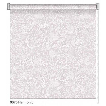 """Рулонная штора ролло """"Harmonic"""", дизайн 0070, 60 см (nt-101985), фото 1"""