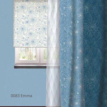 """Рулонная штора ролло """"Emma"""", дизайн 0083, 100 см (nt-101992), фото 3"""