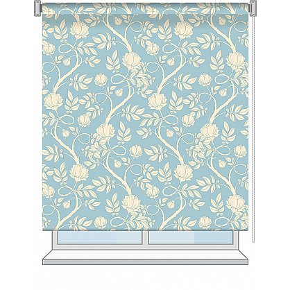 """Рулонная штора ролло """"Eva"""", дизайн 0106, 100 см (nt-102022), фото 2"""