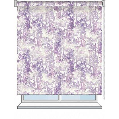 "Рулонная штора ролло ""Lily"", дизайн 0107, 80 см (nt-102026), фото 2"