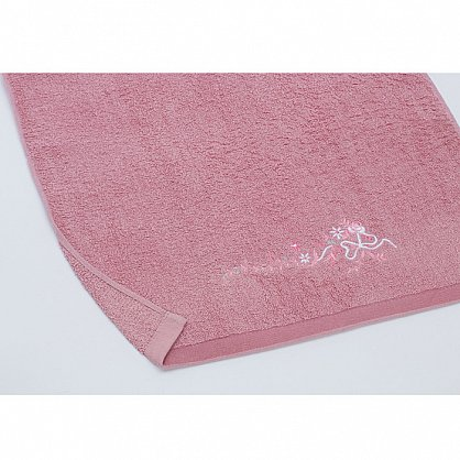 Полотенце махровое 35*70 'Любимый дом' new модель Мелисса дымчато-розовый (265140), фото 1