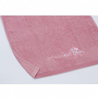 Полотенце махровое 'Любимый дом' new Мелисса дымчато-розовый (n-1192-gr), фото 1