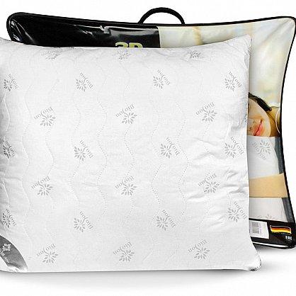Подушка BioSon black * Silk 70*70 средняя (295940), фото 1