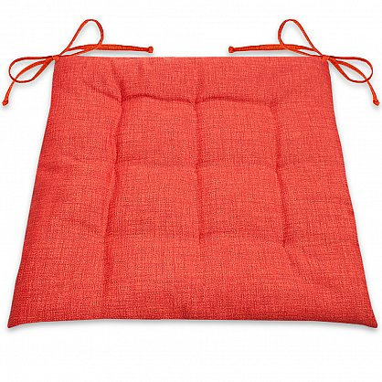 """Подушка для сидения """"Фальсо""""-2, оранжевый (PC.FL-2), фото 1"""