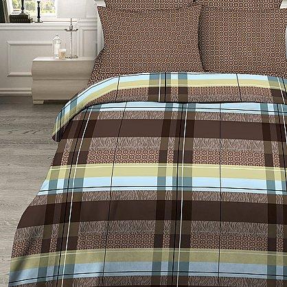 """Комплект постельного белья """"Триумф"""" 604 (евро, 4 наволочки) (163309), фото 1"""