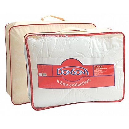 Одеяло WHITE COLLECTION, всесезонное, 172*205 см (dn-85533), фото 4