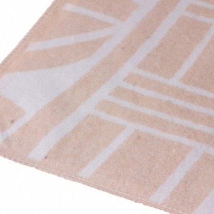 """Одеяло хлопковое """"Перу"""", белый, бежевый, 140*205 см (od-pr-kor-140), фото 3"""