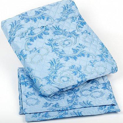 голубой-синий цветок
