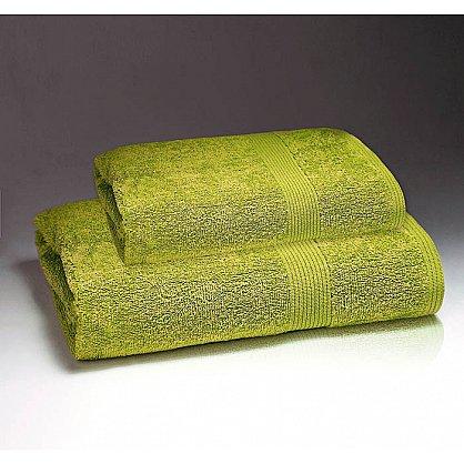 """Полотенце махровое """"Палитра"""", лайм (pl-p-l-gr), фото 1"""