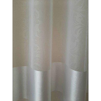 Занавеска №3-01, белый, 400*270 см (rt-100282), фото 2