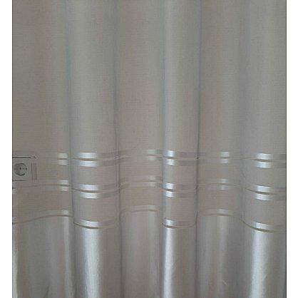 Занавеска №3-01, серебро, 400*270 см (rt-100283), фото 2