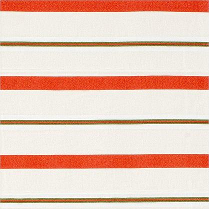"Римская штора ""Миами рисунок Полоса, Терракот"", ширина 62 см (039-012-63(62)), фото 4"