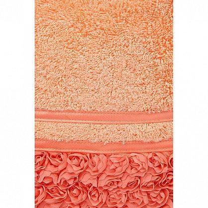 """Набор полотенец """"Roses"""", персик, 2 шт. (F-roses-persik), фото 3"""