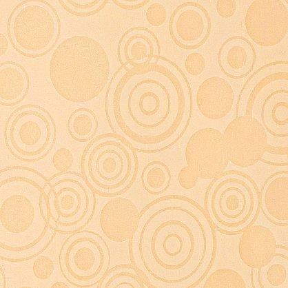 "Рулонная штора ""Сантайм Глобо Абрикос"", ширина 68 см (2170-72(68)), фото 3"
