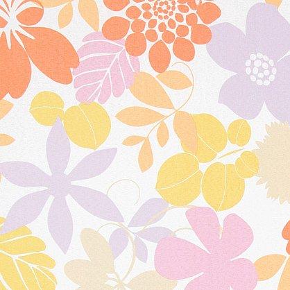 "Рулонная штора ""Сантайм рисунок Глория Сориса-1"", ширина 81 см (2345-85(81)), фото 3"