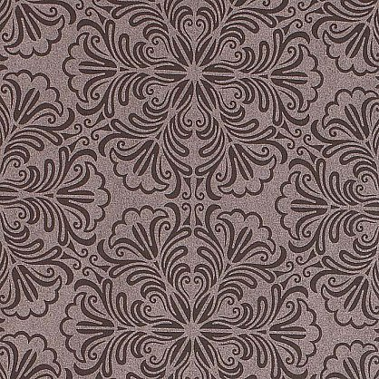"Рулонная штора ""Сантайм Металлик принт Шоколад"", ширина 81 см (7592-85(81)), фото 4"