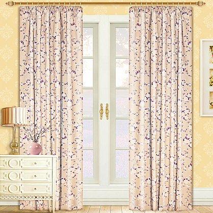 """Комплект для спальни """"Доминика"""", фиолетовые цветы (n-100023), фото 2"""