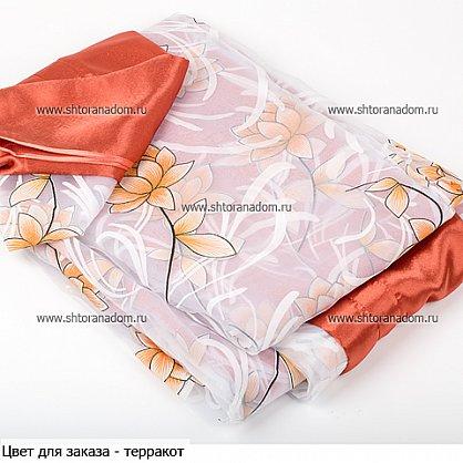 терракот-оранж кувшинка