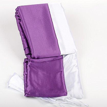 фиолет - белый
