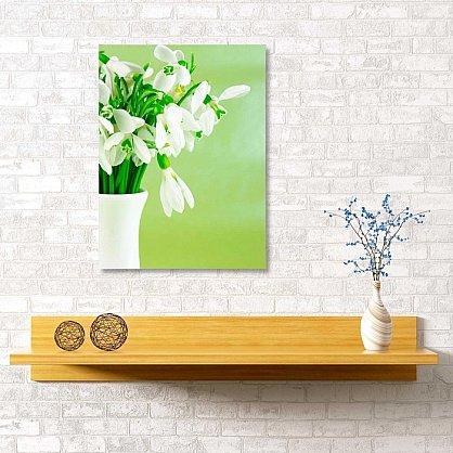 """Картина """"Нежный букет"""", 40*60 см (s-102056), фото 1"""