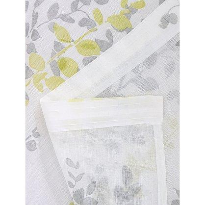 Шторы печать лен Amore Mio RR 1810314-01, горчичный, 300*270 см (tr-1042336), фото 3