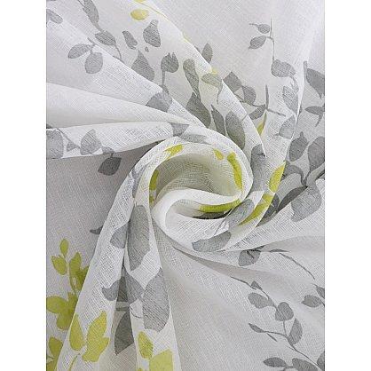 Шторы печать лен Amore Mio RR 1810314-01, горчичный, 300*270 см (tr-1042336), фото 5
