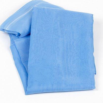 """Тюль """"Престиж - 3 Вуаль"""", голубой, 250 см (Pv-g-3-250), фото 2"""