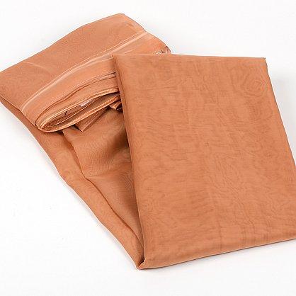 "Тюль ""Престиж - 4 Вуаль"", коричневый, 270 см (pv-k-4-270), фото 2"