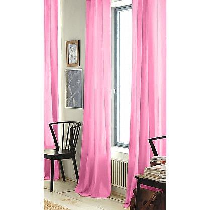 """Тюль """"Престиж - 5 Вуаль"""", розовый, 250 см (pv-roz-5-250), фото 1"""