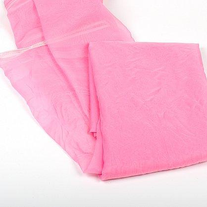 """Тюль """"Престиж - Вуаль"""", розовый (pv-roz-gr), фото 2"""