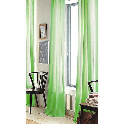 """Тюль """"Престиж - 2 Вуаль"""", зеленый, 250 см (pv-zel-2-250), фото 1"""