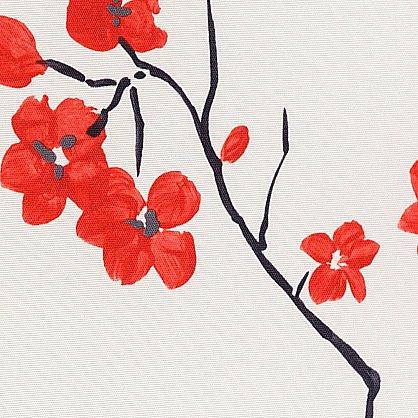 """Рулонная штора ролло """"Япония"""", белый (u-8912-gr), фото 7"""