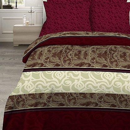 """Комплект постельного белья """"Королевское искушение"""" 609 (4 наволочки) (v-5244-gr), фото 1"""