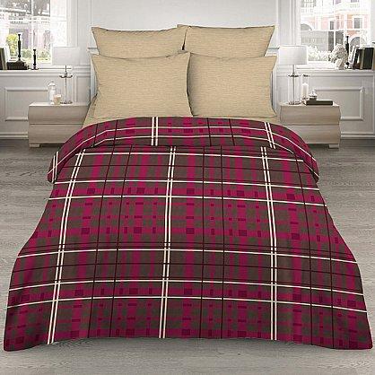 """Комплект постельного белья """"Шотландка"""" 7284 (2 спальное) (173203), фото 1"""