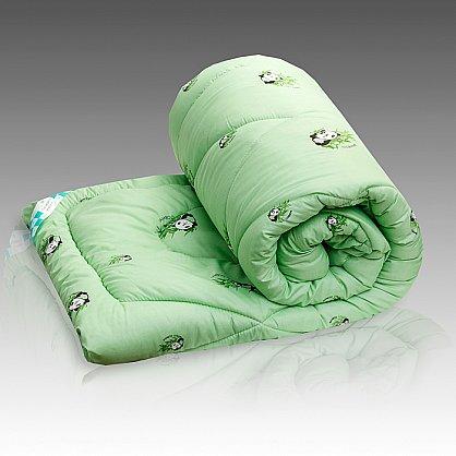 """Одеяло """"Бамбук Люкс"""" полисатин, полутораспальное (O/29) (O/29), фото 1"""
