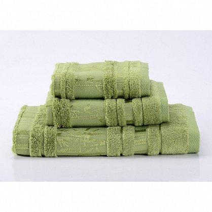 """Полотенце банное """"Bamboo CL"""", зеленый, 50*90 см (vl-100090), фото 1"""