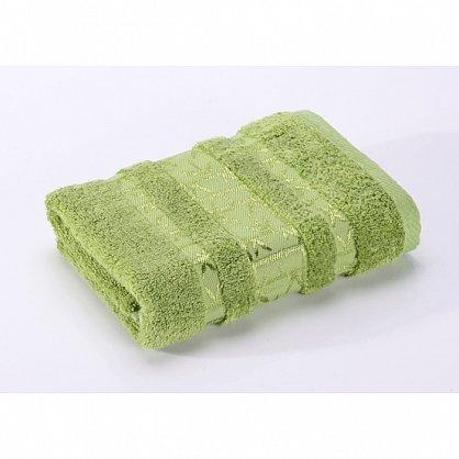 """Полотенце банное """"Bamboo PR"""", зеленый, 50*90 см (vl-100123), фото 2"""