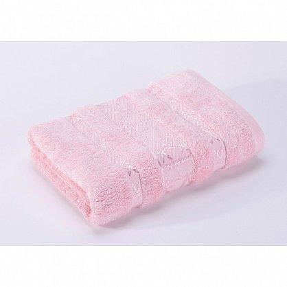"Полотенце банное ""Bamboo PR"", светло-розовый (vl-200039-gr), фото 2"