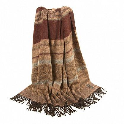 Плед Альпака PP-59, коричневый, 150*200 см (vl-100148), фото 3